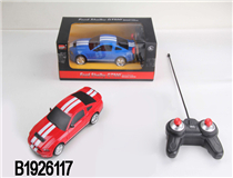 1:24 R/C CAR W/CHARGER(4CH)(LINCESS)
