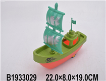 FRICTION BOAT