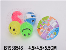 4PCS 4.5CM BOUNCING BALL
