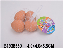 4PCS 5.5CM BOUNCING BALL