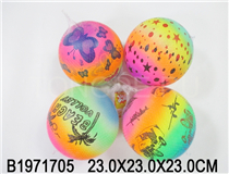 INFLATABLE BALL (4MIX)