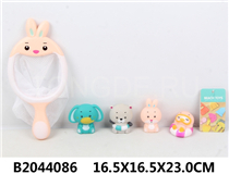 SOFT PLASTIC TOY