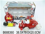 R/C F1 CAR W/CHARGE&LIGHT&MUSIC(4CH)