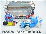 R/C F1 CAR W/CHARGER&LIGHT(4CH)