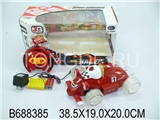 R/C F1 CAR W/CHARGE&LIGHT&MUSIC (7CH)
