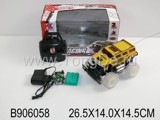 1:20 R/C CAR W/LIGHT&CHARGER (4CH)