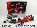 1:10 R/C F1 CAR W/CHARGER(4CH)