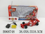 R/C F1 CAR W/CHARGER(4CH)
